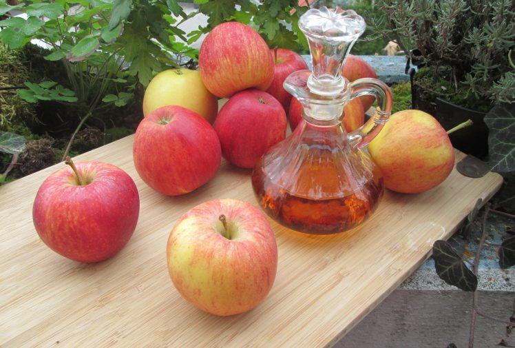Contraindicaciones de tomar vinagre de manzana para adelgazar