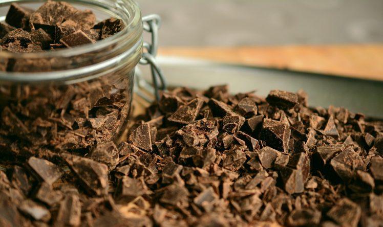 el chocolate es uno de los alimentos con endorfinas